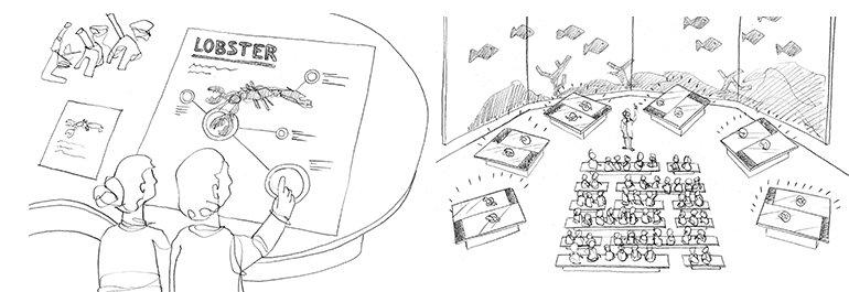 LB concept drawing