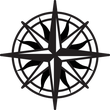 Wind Rose icon - Captain level